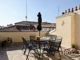 Charming Argensola Center - Magnificent terrace