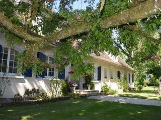 The Apartment, Lauzun, Lot et Garonne/Dordogne Border.