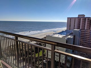 Newly Renovated Ocean View One Bedroom Suite at the Caravelle Resort~Unit 1401