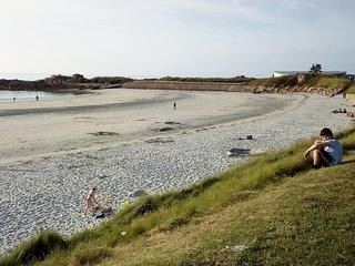 Nouveau bord de mer côte de granit rose / côte d'ajoncs
