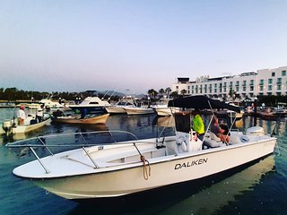 daliken fishing charter