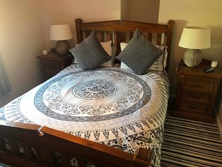 Cosy & Welcoming House in St Cyrus - Bedroom 1