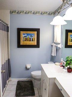 En suite Bathroom in Second Master Suite
