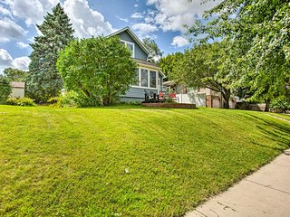 Charming Home w/ Patio, Next to Lake Waconia!