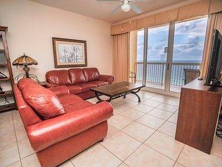 Calypso Beach Resort 1605E |  | Short Walk to Pier Park | Amazing Sunsets!