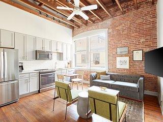 Sonder | Drayton Apartments | Lovely 1BR + Laundry