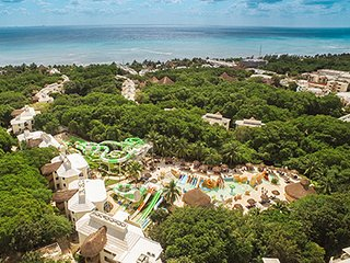 2 Playa del Carmen Resorts - Same Vacation - with exclusive Member Privileges