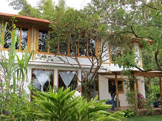 5 Bed Family Home with Garden in the Centre of San Marcos la Laguna Lake Atitlan