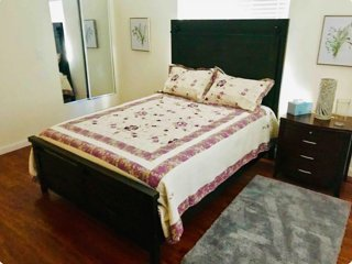 Unit 1 - Private Bedroom near San Gabriel Hospitals/Airport