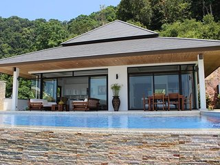 Kulraya Villas (A) - Luxury Serviced Pool Villas - Koh Lanta - Krabi