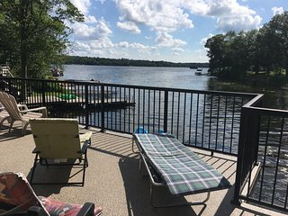 Kawartha Lakes Paradise Cove Sandy Beach Resort & Tubing and Fishing Lake Advent