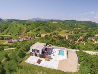 Amazing home in Sveta Nedjelja w/ Outdoor swimming pool, Outdoor swimming pool a