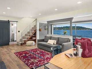 Rainier waterfront home