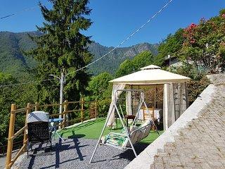 Casa romantica in montagna vicino al mare
