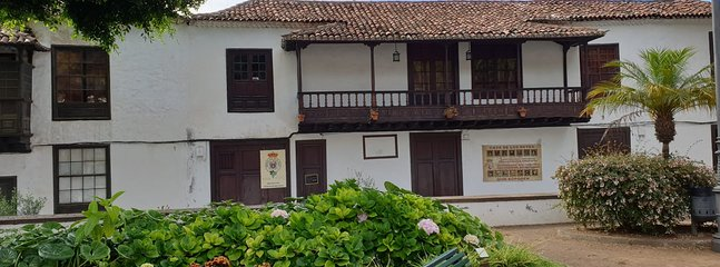 Icod de los Vinos Historic Center