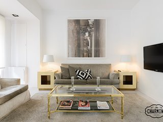 Charming Goya Luxury - Apartment of 160 square meters. In Salamanca Quartier