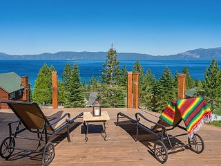 Dazzling Lake Views! Pool Table, Deck, Private Beach & Pier – Newly Remodeled