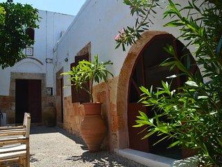 Lindos Vintage Captain's Villa