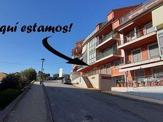 Apartamento con PISCINA en Portosin