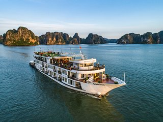 Dynasty Cruise - Halong Bay Luxury 5 Star Cruise