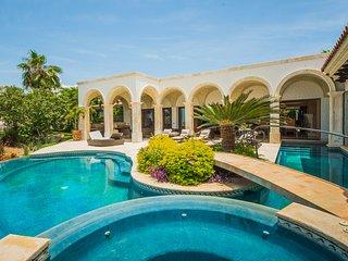 Villa (Casa Lieber) Charming Spanish Architecture, San Jose del Cabo, Mexico