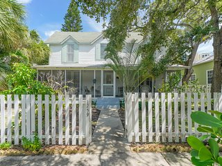 1259 2nd Street . ⭐Built in 1911⭐ - Historic Home next to Downtown Sarasota