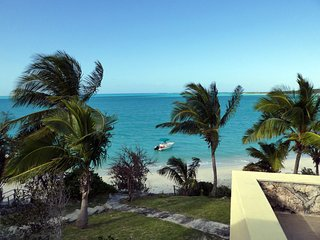 Sundowner House is on Hoopers By and has one of the best views on the island,