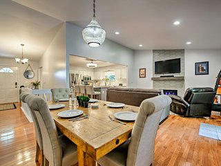 Open Concept Ann Arbor Home - 2 Mi to U of M!