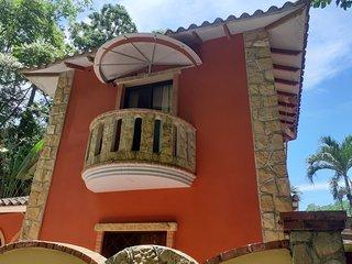 La Perla del Caribe - Balcony Suite - Romeo&Juliet Villa - Upstairs room