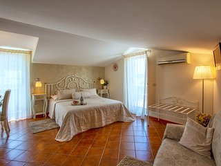 Room Anna - in Villa Concetta B&B, Sorrento centre