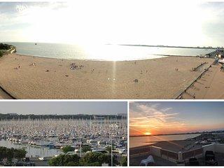 Appartement vue mer - Les Minimes La Rochelle