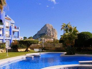 Estrella de Calpe 1 - Apartment with pool near the beach in Calpe
