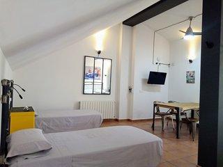 Buhardilla Suite