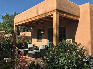 'La Serena' - Historic Eastside Santa Fe Luxe Home
