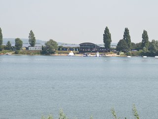 Chichester Watersports Lake Lodges