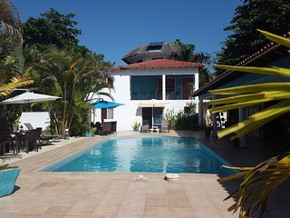 Casa Almendra -Two bedrooms apartment with direct access to pool area