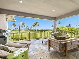 Luxury Fairway Villa (116D) at Four Seasons Resort Hualalai - Sophisticated & Se