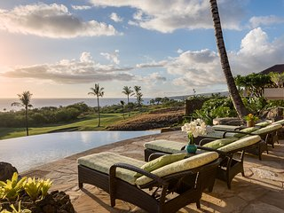Mauna Kea-Hapuna Westin Resort* Luxury High Bluffs Estate* Ocean and Golf Course
