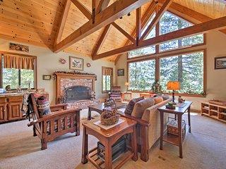 Lake Arrowhead Cabin w/ Deck & Lake Views!