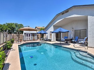 Glendale Home w/Pool - Walk to NFL/NHL Games!