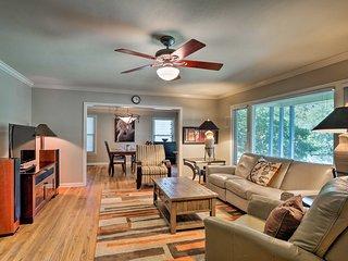 NEW! Downtown Austin Home w/ Patio, 3 Mi. to SoCo!