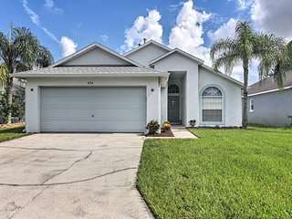 Luxurious Disney Area Home w/Private Pool!