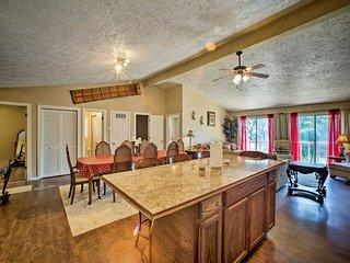 Shell Knob Home w/Deck & Table Rock Lake View