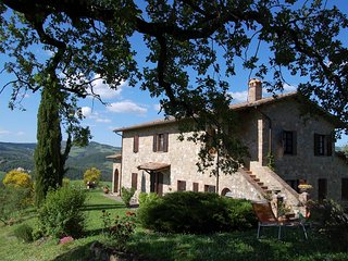 Celle sul Rigo Villa Sleeps 8 with Pool and WiFi - 5762469