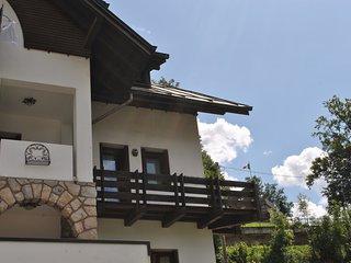 La casa di Montericco a Pieve di Cadore