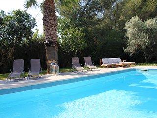 Villa la Belle Londaise, 6/8pers (3 chb) + piscine
