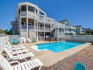 A Change of Pace | 800 ft from the beach | Dog Friendly, Private Pool, Hot Tub