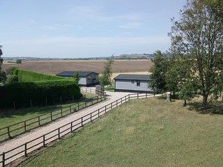 Puddock Farm Pine Lodge - Swallowtail 2 bedrooms sleeps 4