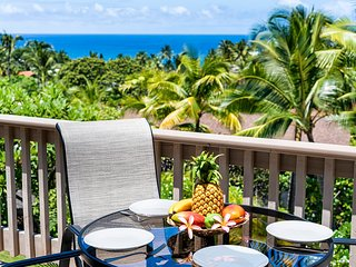 *Rates Reduced* 1 BR condo, on the edge of Keauhou! (Keauhou Resort 113)