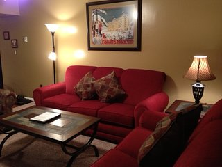 2 bedroom premium AAA rated condo across from the slopes-2D2